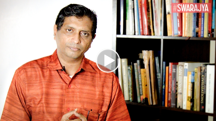Watch: Aravindan Neelakandan Explains Why Romila Thapar's  Analysis Of Hinduism And Caste Is Wrong