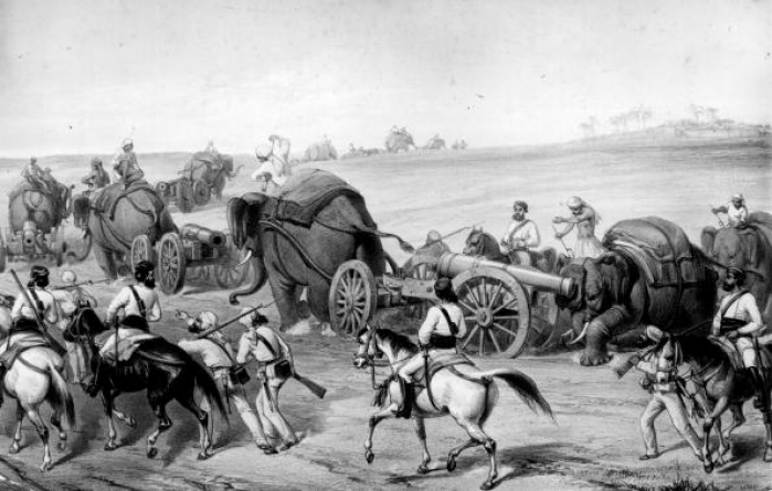 The 1857 Revolt: The 72 Hours That Brought Down British East India Company
