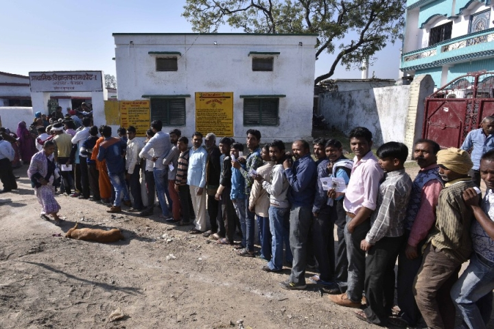 By-Elections In 10 States: Four Lok Sabha Seats And 10 Assembly Constituencies Are Voting Today