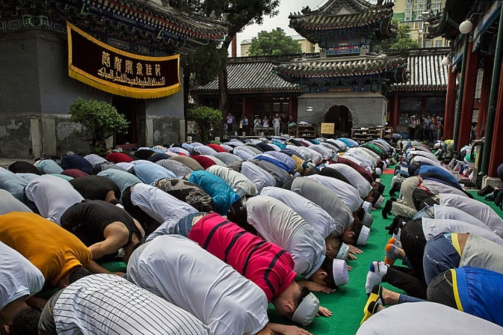 Sinicizing Islam: China Directs All Mosques To Raise National Flag, Teach Traditional Chinese Culture