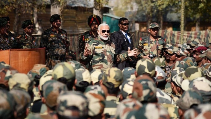 PM Modi To Celebrate Diwali With Soldiers Of Border Areas; First Visit To Kashmir Since Abrogation Of Article 370