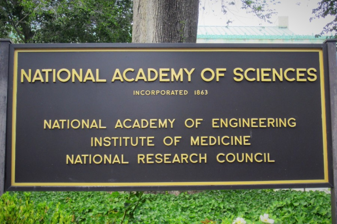 The National Academy of Sciences. (Wikimedia Commons)