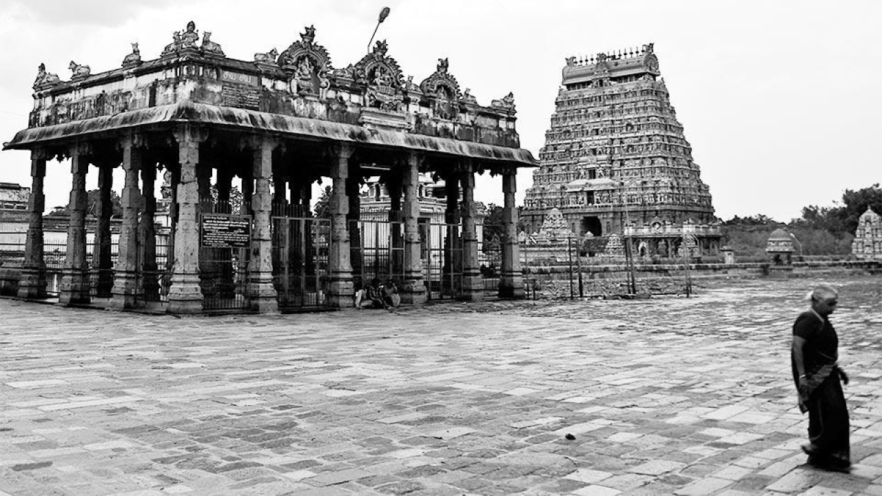The presiding deity of the Thillai Nataraja temple at Chidambaram in Tamil Nadu, one of the grandest living Chola temples, is the source of the most popular Nataraja representation.