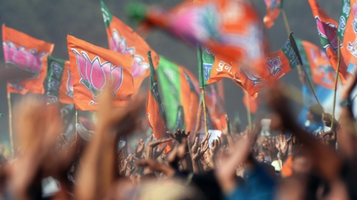 BJP Fields 850 Muslim  Candidates For Bengal Rural Elections