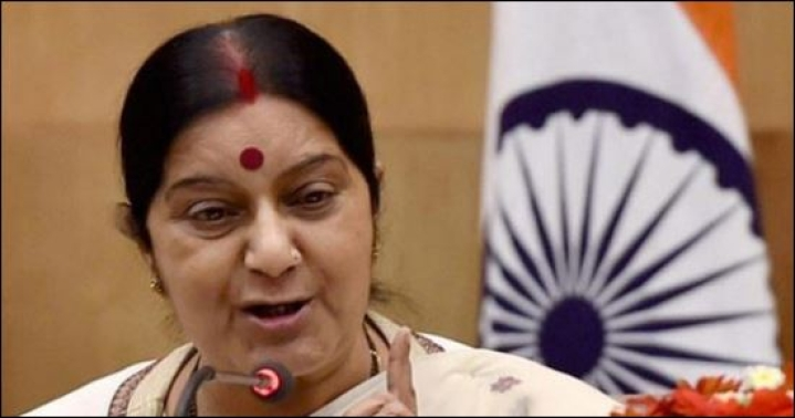 Guilty Conscience Making You Jittery: Swaraj Schools Pak Minister For  Insensitive Response To  Hindu Girls Abduction Case