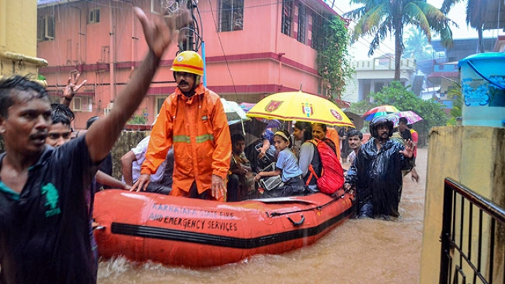 Cyclone Mekunu, Ceaseless Rains Leave Karnataka's Coastal Districts Flooded