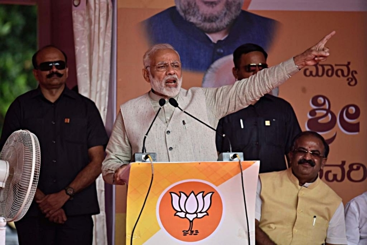 Modi's Kannada-Tulu Efforts Make For Good Optics, But He Should Water The Roots Of Multi-Lingualism