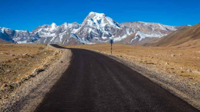 Kolkata-Lhasa Highway: A Road To Prosperity For Both India And China
