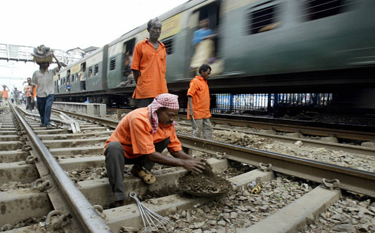 Budget 2019: Railways Will Need Investment Of Rs 50 Lakh Crore By 2030 For Development Of New Infra