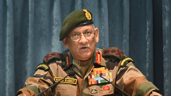 Pakistan Changing Demography Of PoK, Eroding Identity Of Kashmiris: General Rawat