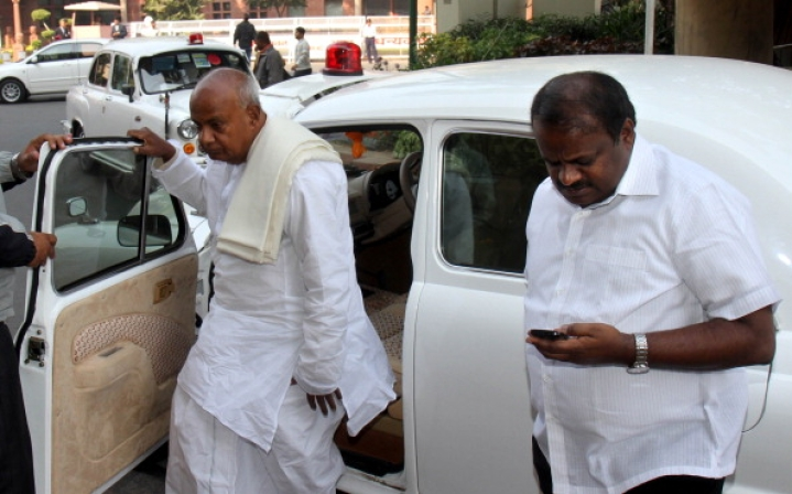 Karnataka: Two JD(S) Supporters Arrested For Abusing Deve Gowda Family Over Dynasty Politics Causing Poll Debacle