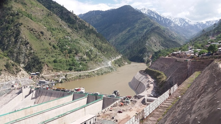 Pakistan Cries Foul Over Inauguration Of Kishanganga Dam, Rushes To World Bank With A List Of Complaints