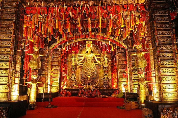 Communist China To Sponsor This Year's Durga Puja Festivities In Kolkata's Salt Lake