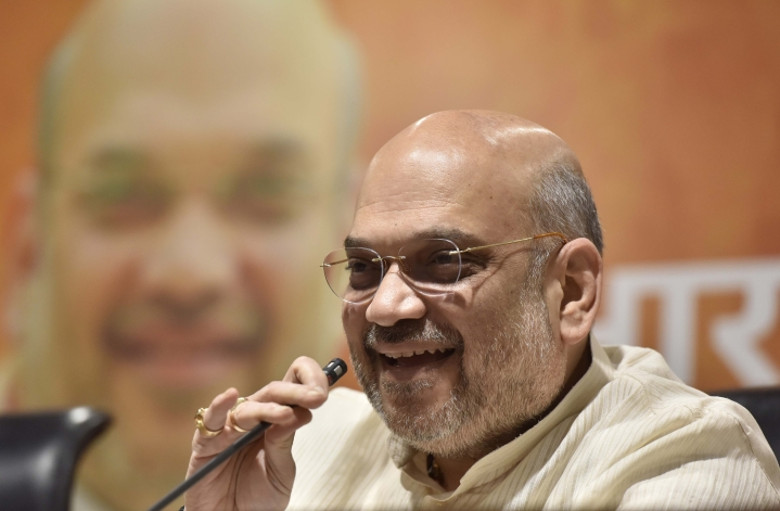 Amit Shah Sets Target For BJP In Bengal, Asks State Unit To Craft Winning Strategy