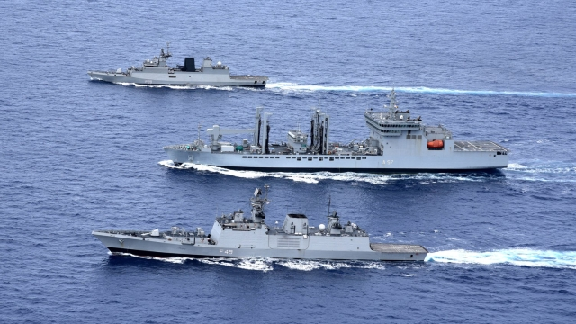 Defence Ministry Approves New Guidelines To Streamline Shipyard Selection Process For Naval Vessels' Construction