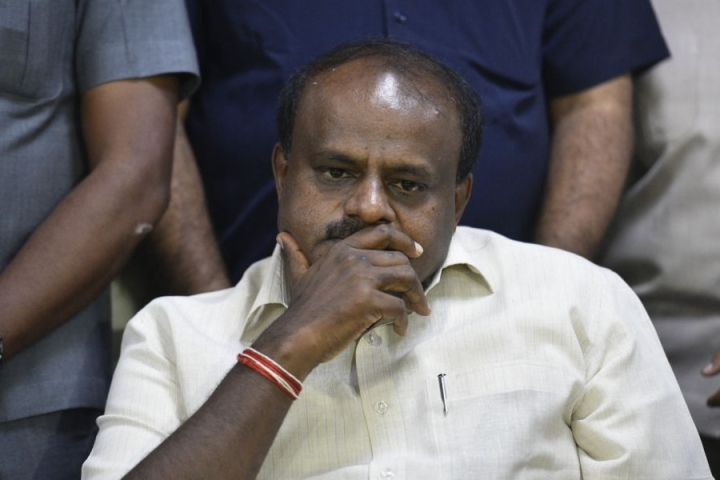 Karnataka: Congress-JD(S) Government Collapses As H D Kumaraswamy Loses Trust Vote