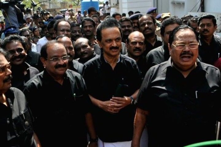 DMK Does A Volte Face On Boycott Of Tamil Nadu Assembly, Returns To Floor Today
