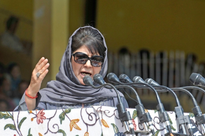 'Army Will Be Occupational Force, Amit Shah Won't Be Allowed In Kashmir': Mehbooba Mufti On Article 370's Abolition