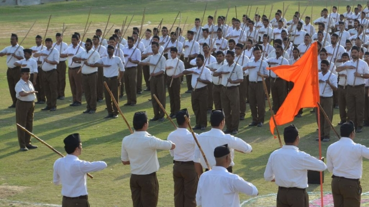 Plea To Be Part Of 'Nation-Building-Activities': Repeal Rules That Ban Association With RSS, Say Government Employees