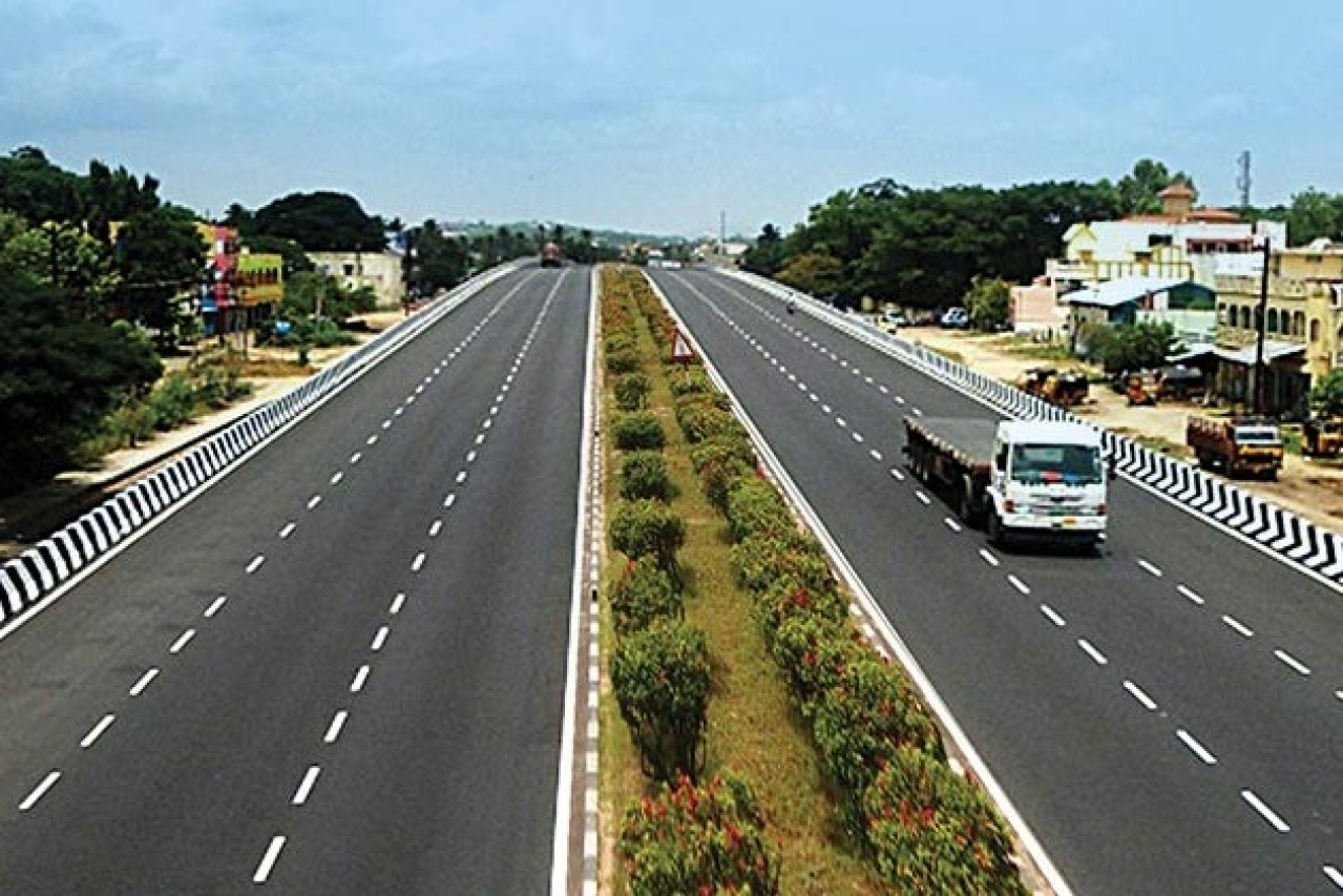 The Chennai-Krishnagiri-Salem highway (L&T IDPL)