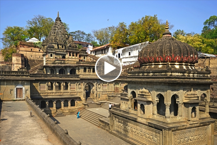 Maheshwar: Temples, Ghats And More