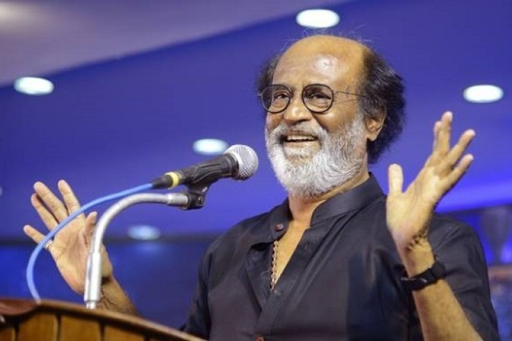 Rajinikanth Breaks Silence On One Common Language Row; Says It's Important But Unfortunately India Can't Have It