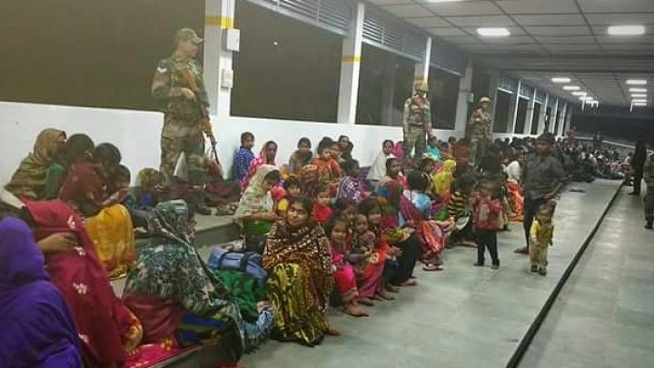 Curfew Relaxed In Shillong, 500 In Army Shelters Following Clashes Between Tribals And Punjabis