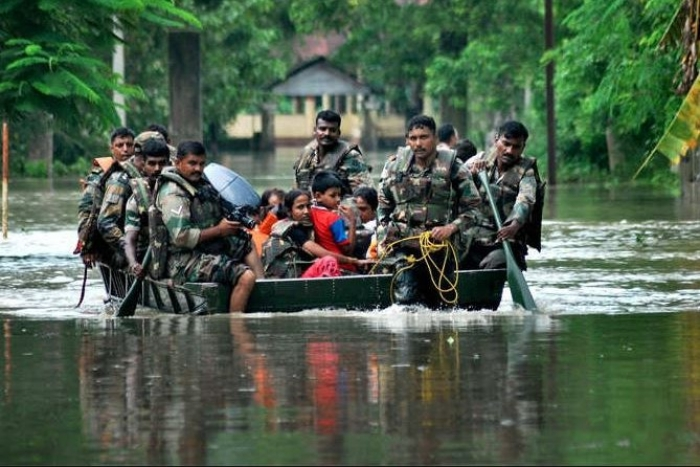 Assam Floods: Death Toll Rises To 17, Centre Releases Rs 251.55 Crore For Disaster Relief