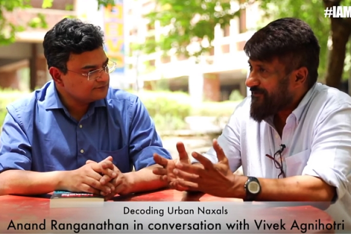 Decoding Urban Naxals – Anand Ranganathan In Conversation With Vivek Agnihotri