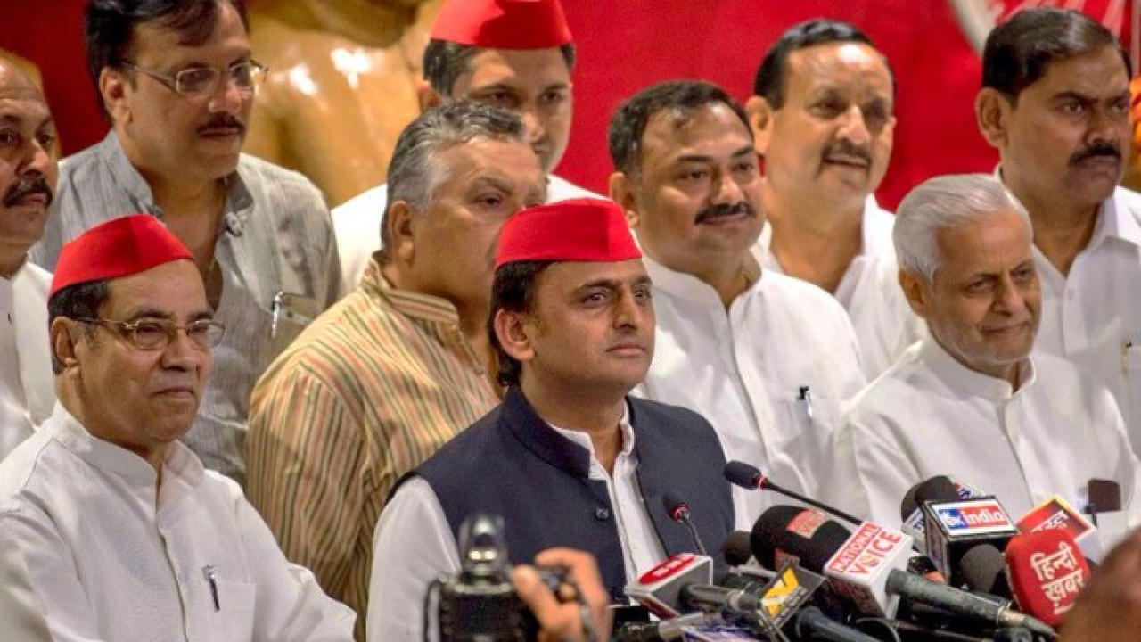 Another Samajwadi Party MP Resigns From Party And Rajya Sabha, Likely To Join BJP Soon