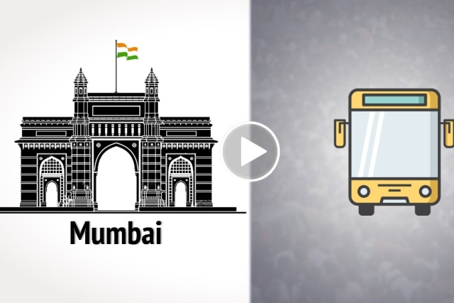 Watch: How Does Mumbai Manage Its Traffic?