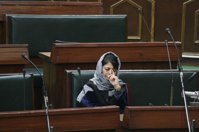 Mehbooba Mufti Moved To Government Quarters Near Lal Chowk After Daughter's Request For Warmer Residence In Winter