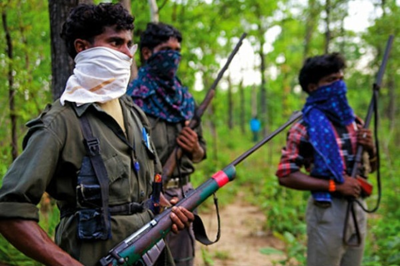 Naxals in Chhattisgarh
