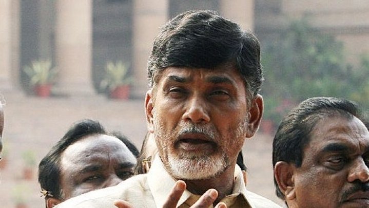 Chandrababu Naidu Who Has Been Wiped Out In Both Andhra Lok Sabha And Assembly, Submits Resignation