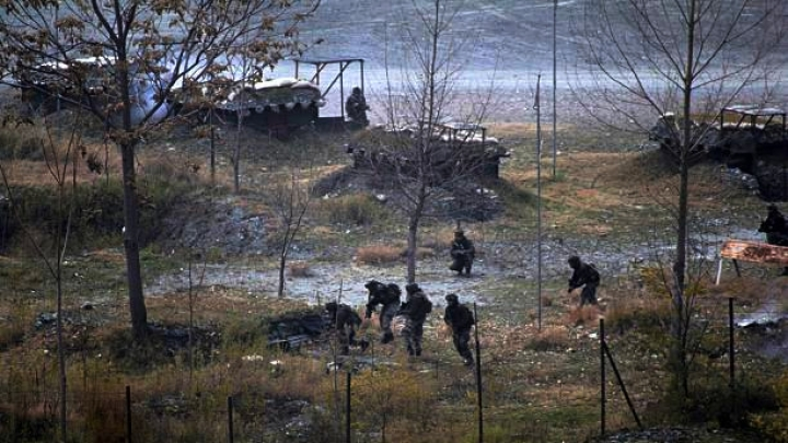 Watch: Indian Army Defuses Mortar Fired By Pakistan To Target Schools, Civilians Across LoC In J&K