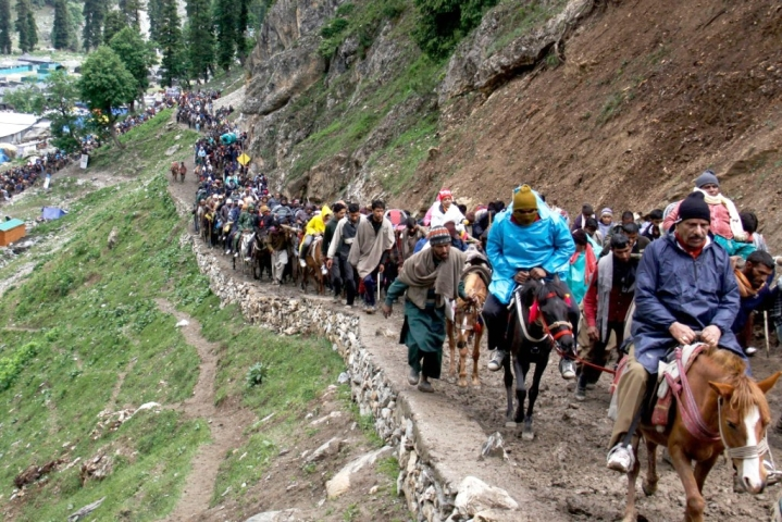 Year After Terror Attack On Amarnath Yatra, Hizbul Calls Yatris 'Guests'; Says No Need For Security Cover