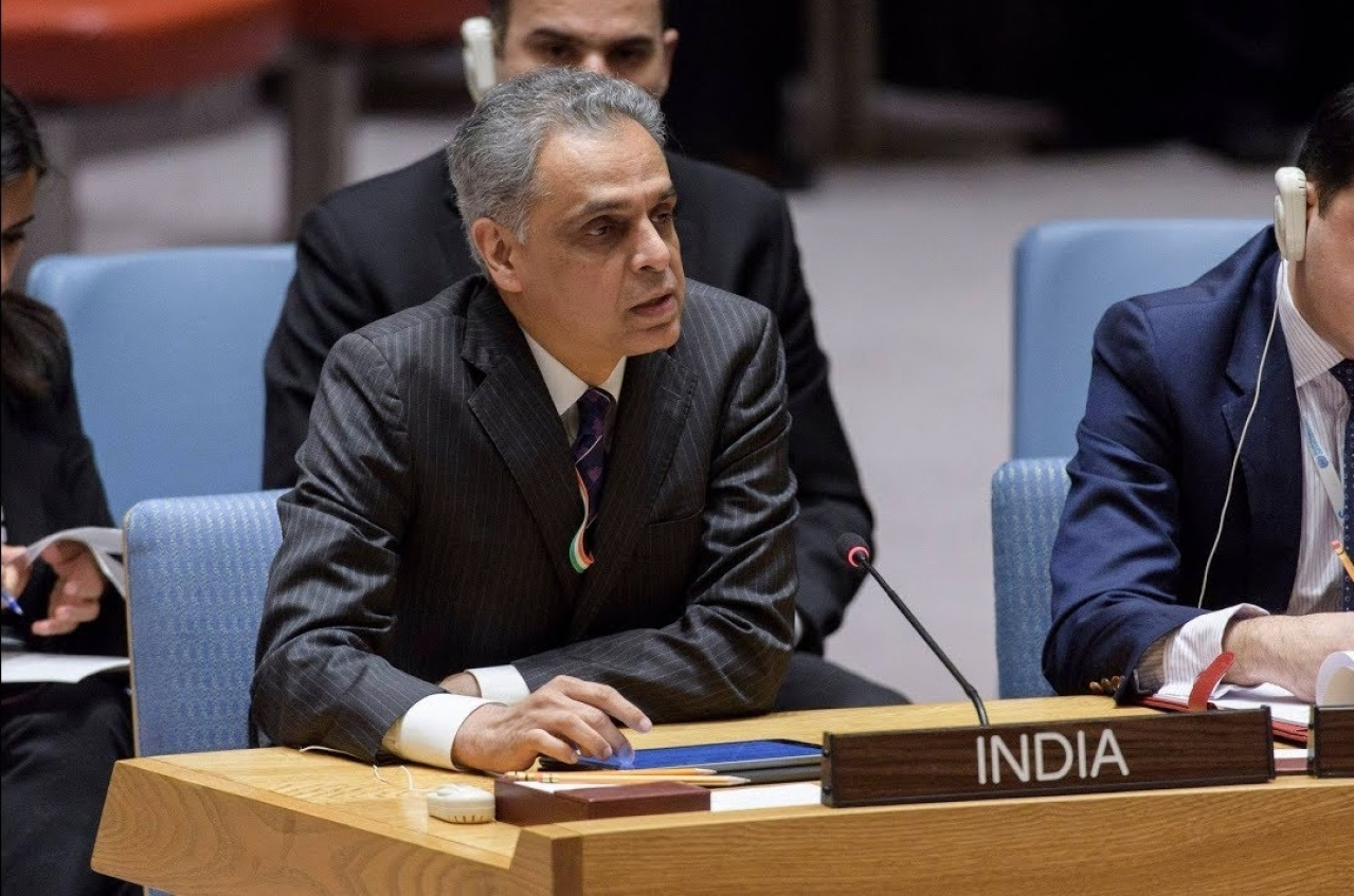 'China, Pakistan Trying To Pass Off National Statements As That Of The UNSC': Syed Akbaruddin On UN's Meeting On Kashmir