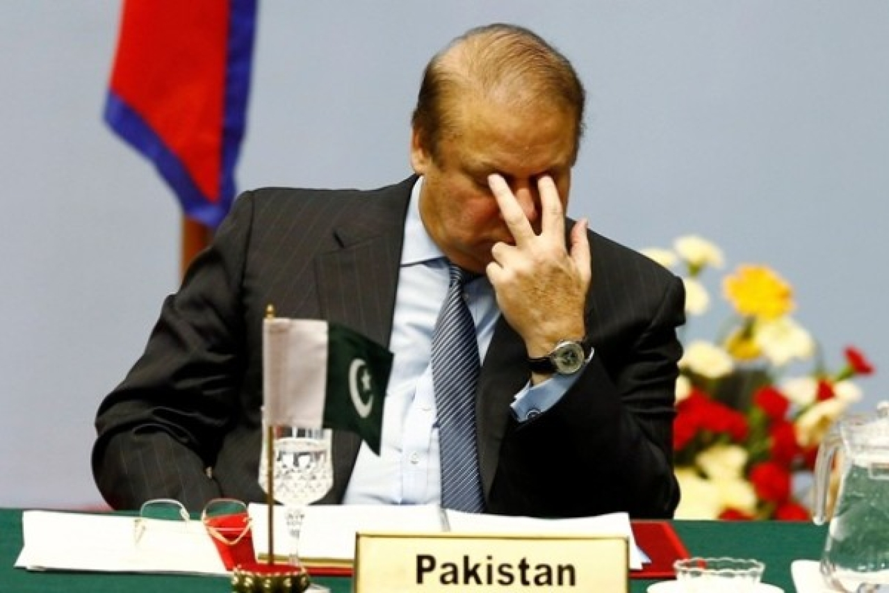 Former Pakistan prime minister Nawaz Sharif has been sentenced to 10 years in prison for corruption.