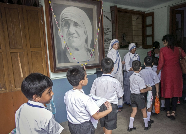 Staff Of Missionaries Of Charity, A Trust Founded By Mother Teresa, Arrested For Running Child Trade Racket