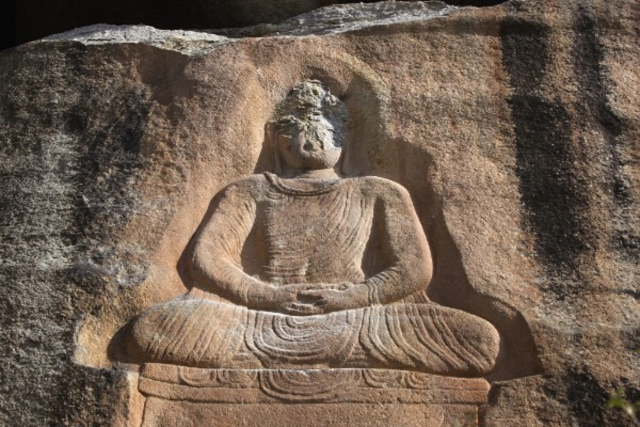 Quiet Efforts Help Restore Destroyed Buddha In Pakistan, Thanks To A Team From Italy