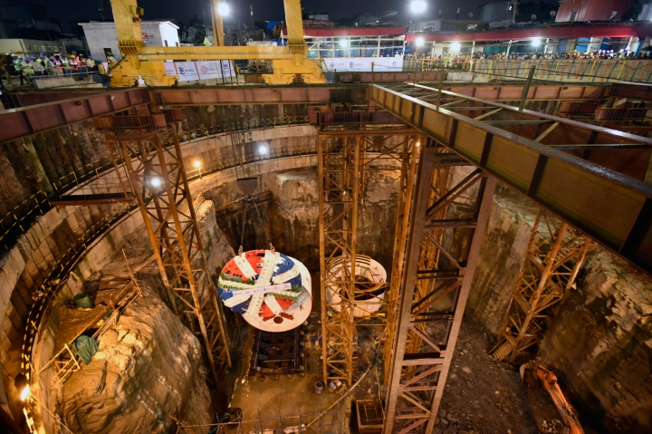 Mumbai Metro To Get Its First Under-River Tunnel On Colaba-Bandra Seepz Metro-3 Line; To Be Built Via NATM