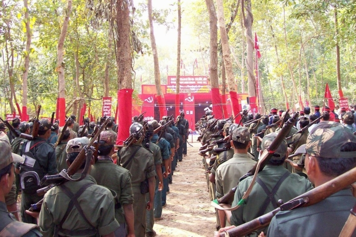 Chhattisgarh: Security Forces Eliminate 10 Maoists In Raid On Jungle Training Camp In Bijapur