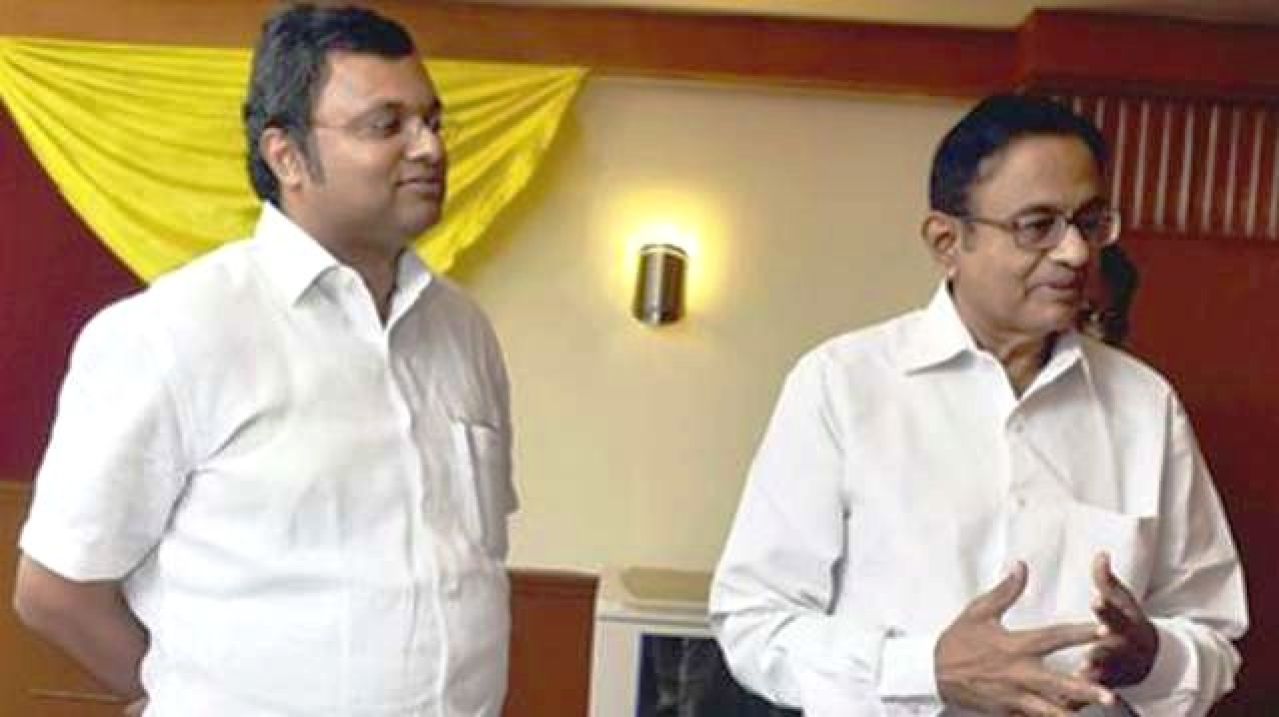CBI Names P Chidambaram, Son Karti As Accused In Aircel-Maxis Chargesheet