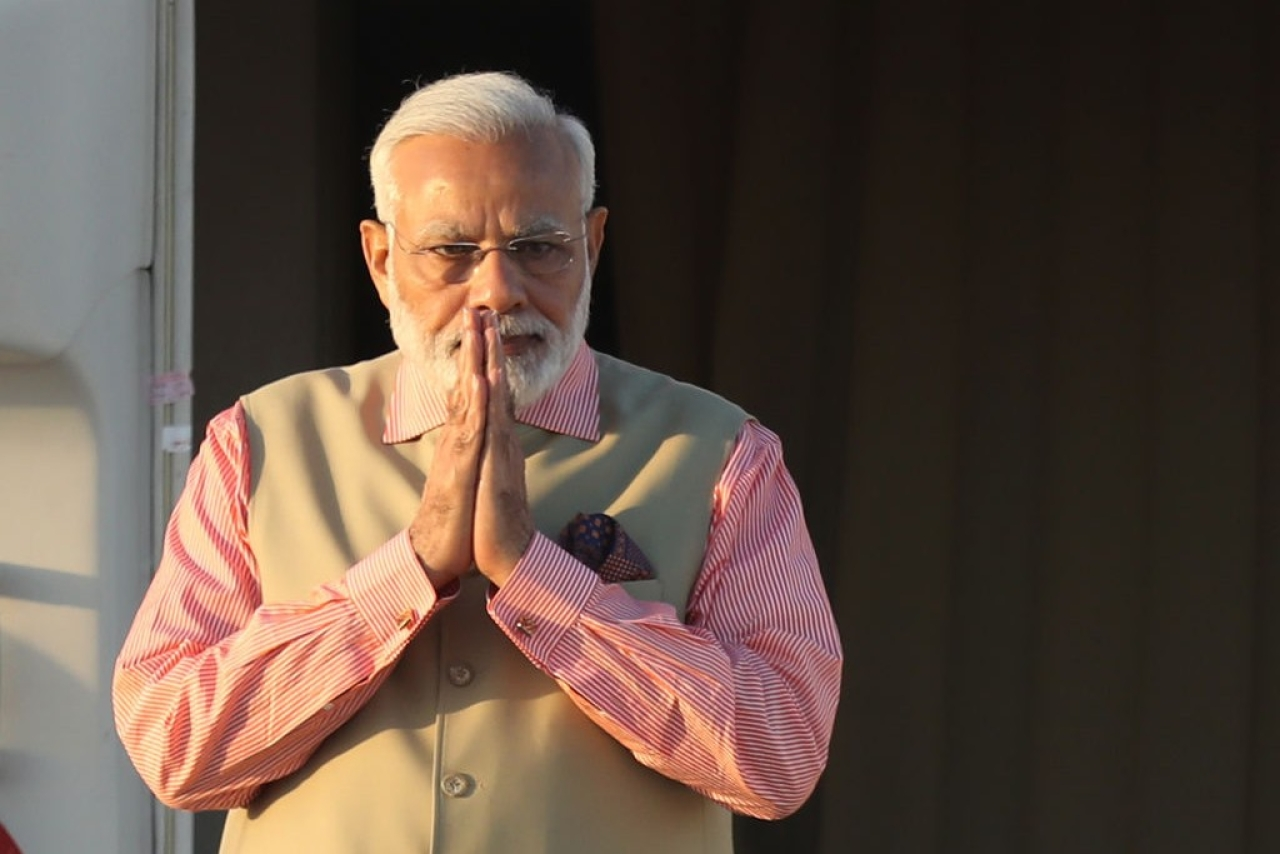 Prime Minister Narendra Modi chose <i>Rashtraneeti </i>over <i>Rajneeti </i>for the benefit of the country. (Sean Gallup/Getty Images)
