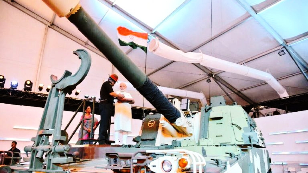 Bofors Jinx To End: Army To Induct New Artillery Guns In September, First In Nearly 30 Years