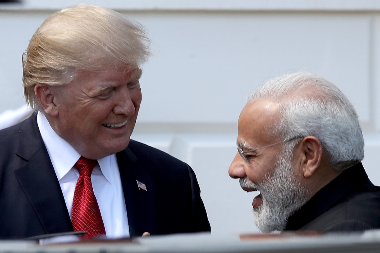 US Extends Olive Branch? Officials To Visit India Next Week To Resume Bilateral Trade Talks Amidst Tariff War