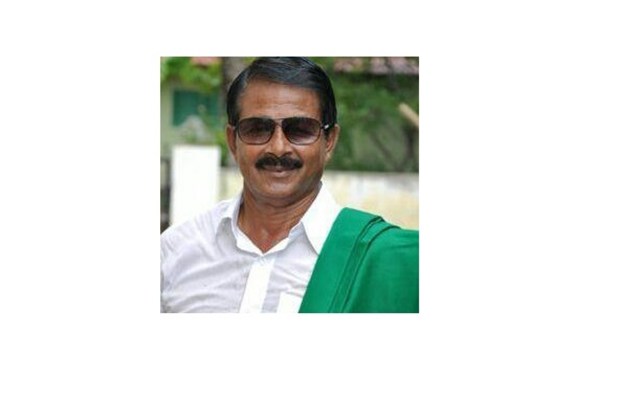 M Veeresh, Shivamogga District General Secretary, KRRS