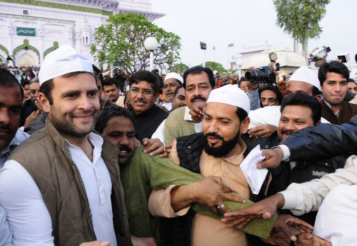 Muslim 'Intellectuals' Advise Rahul Gandhi: Don't Talk  About Community In Particular, It Will Polarise You As Leader