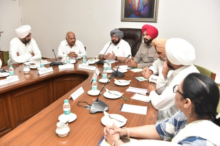 Punjab Recommends Death Penalty For Drug Smugglers And Peddlers