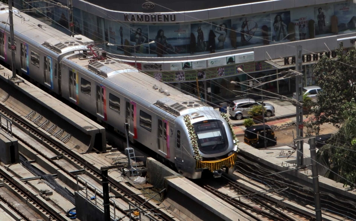 #MakeInIndia: Mumbai's First Underground Metro Line Will Get Driverless Trains Manufactured Domestically